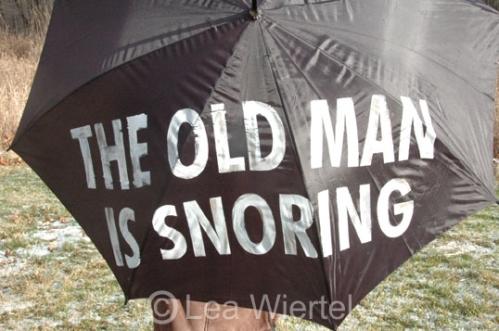 TheOldManIsSnoring